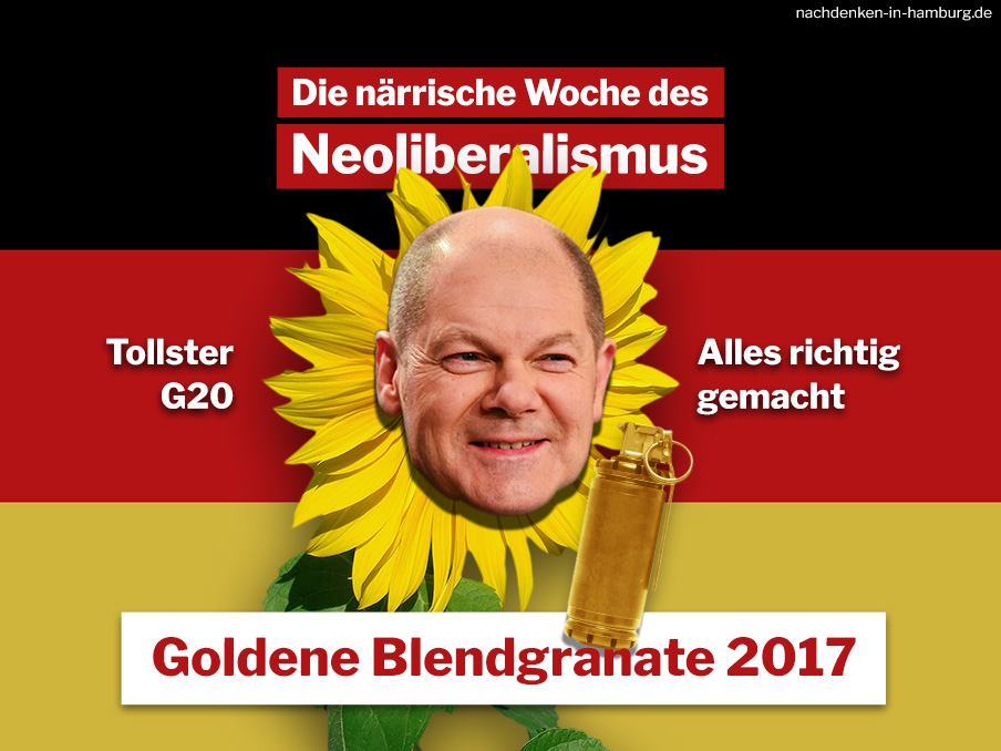 Scholz Blendgranate national