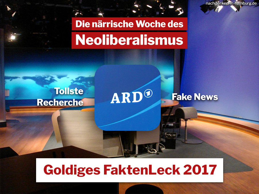 Faktenfinder Goldiges FaktenLeck